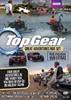 Top Gear - Great Adventures Volume 1 and 2 [Import anglais]
