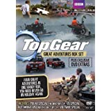 Top Gear - The Great Adventures 1 & 2 Box Set [DVD]by Jeremy Clarkson
