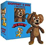 echange, troc Tom et Jerry - Coffret Jerry - 2 DVD + peluche