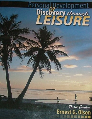 Personal Development And Discovery Through Leisure with /...