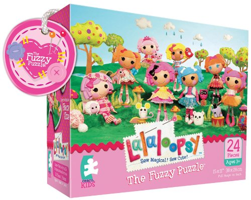 The Lalaloopsies 24 pieces Puzzle
