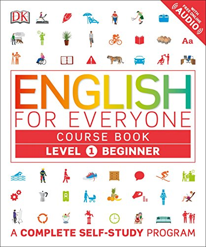 English for Everyone: Level 1: Beginner, Course Book [DK] (Tapa Blanda)