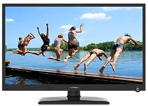 Thomson 26HU5253 66 cm (26 Zoll) LED-Backlight-Fernseher  (HD-Ready, 50 Hz, DVB-C/T, CI+, USB 2.0, Hotelmodus) schwarz