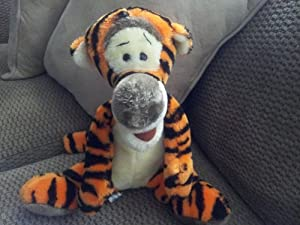 """Jumbo Tigger Plush Toy 24"""" Winnie the Pooh and Friends"""