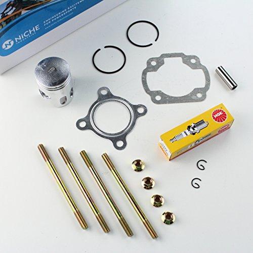 Cylinder Head Temp Gauge Arctic Cat: Polaris Scrambler 50 Cylinder Head Piston Gasket Kit Can