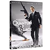 James Bond 007 : Quantum of Solace - Edition collector 2 DVDpar Daniel Craig