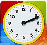 Teaching Tree Learning Clock ~ 4 Count (Color Blocks)