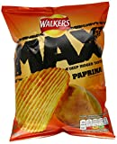 Walkers Max Paprika 50 g (Pack of 32)