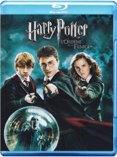 Harry Potter e l'ordine della fenice [Blu-ray] [IT Import]