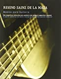 img - for Regina Sainz de la Maza: Musica para Guitarra (Classical Guitar) (Spanish Edition) book / textbook / text book