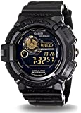 Casio G Shock Mudman Solar Black Dial Mens Watch G9300GB-1