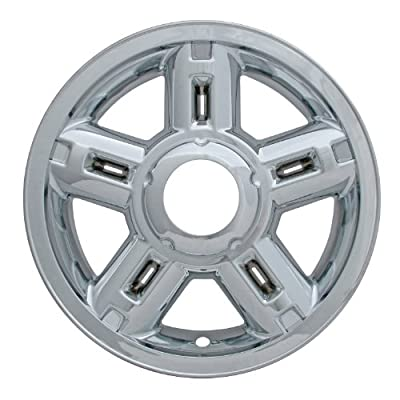 "Bully Imposter IMP-312X, Ford, 16"" Chrome Replica Wheel Cover, (Set of 4)"
