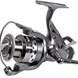 FLADEN MAXXIMUS FX1150 FREESPOOL Front Drag (10 + 1 BB) Fixed Spool Reel with 1 Spare Spools - For Carp and Similar Fishing [11-7550]