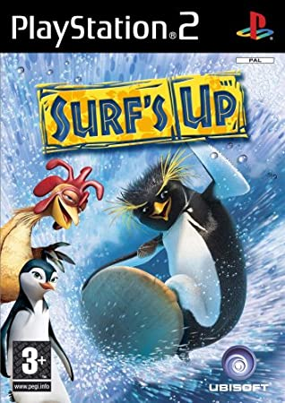 Ubisoft Surf's Up (PS2) - Juego