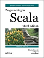 Programming in Scala, 3rd Edition Front Cover