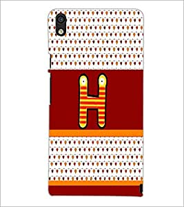 PrintDhaba GRANDbet H D-5819 Back Case Cover for HUAWEI ASCEND P6 (Multi-Coloured)