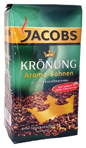 Jacob's Coffee Jacobs Kronung Whole Bean, 17.6 Ounce (Jacobs Coffee Whole Bean compare prices)