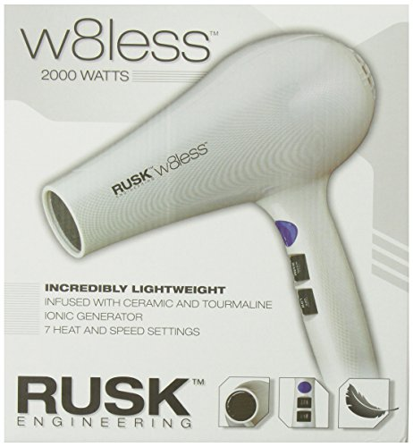 New Rusk W8less Professional Lightweight Tourmaline