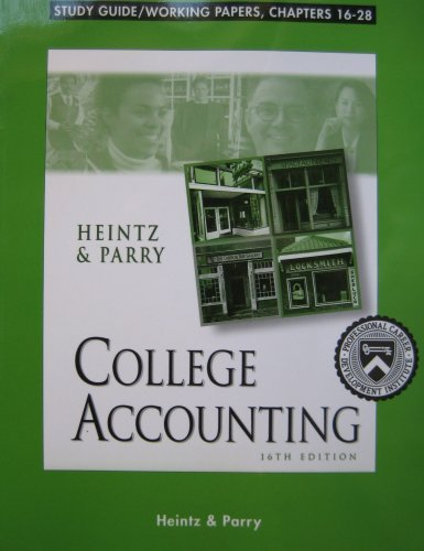 Accounting 101 Study Guide - Online Accounting College