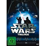 "Star Wars - Trilogie, Episode IV-VI [3 DVDs]von ""Mark Hamill"""