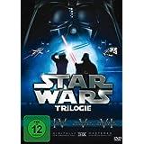 """Star Wars - Trilogie, Episode IV-VI [3 DVDs]von """"Mark Hamill"""""""