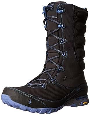 ahnu s sugarbowl insulated hiking boot black 5 m