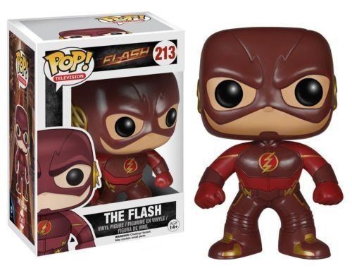 Pop TV DC Comics The Flash #213 PoP! Vinyl Figure By Funko NIB New Sealed