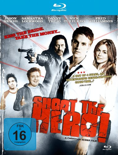 Shoot the Hero! [Blu-ray] [Alemania]
