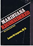 Marihuana [Marijuana] Reconsidered (0674548345) by Grinspoon, Lester