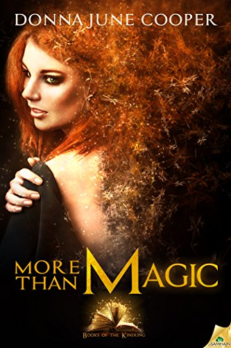 More Than Magic by Donna June Cooper ebook deal