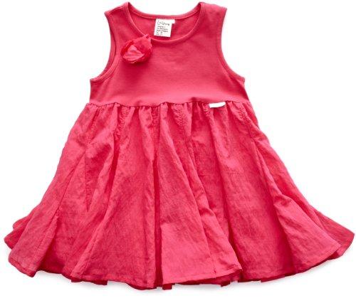 Jottum Emane Girl's Dress Pink Peony 7-8 Years
