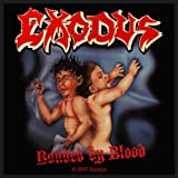 EXODUS EXODUS BONDED BY BLOOD Patch