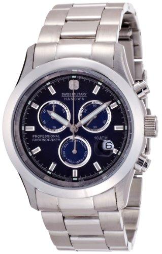 [スイスミリタリー]SWISS MILITARY 腕時計 エレガントクロノ MILITARY-245  メンズ [正規輸入品]