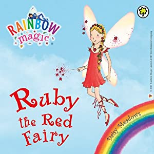 Rainbow Magic: Ruby the Red Fairy Audiobook