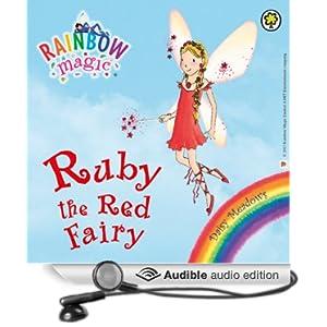 Rainbow Magic: Ruby the Red Fairy [Unabridged] [Audible Audio Edition]