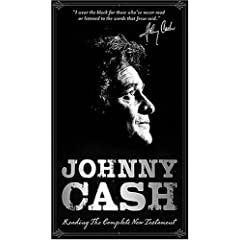 Johnny Cash Reading the Complete New Testament