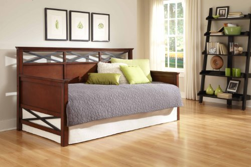 Fashion Bed Group Leggett And Platt Lexington Twin Daybed With Link Spring front-794623