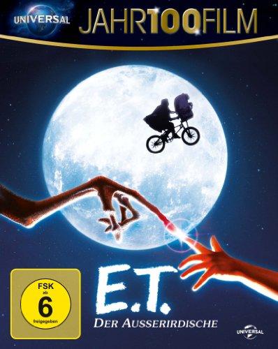 E.T. - Der Außerirdische (Jahr100Film) [Blu-ray]