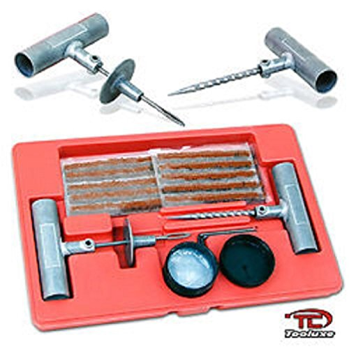 35-pieces-tire-repair-tool-kit-w-case-plug-patch-new