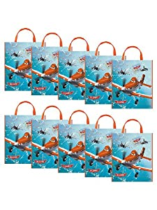 Disney Planes Party Tote Bag (Set of 10)