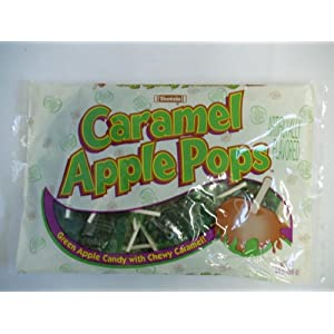 Caramel Apple Pops, 9.4oz Bag