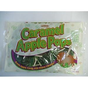 Caramel Apple Pops, 9.4oz Bag
