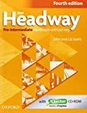 New Headway Pre-intermediate : Workbook without key (1Cédérom)