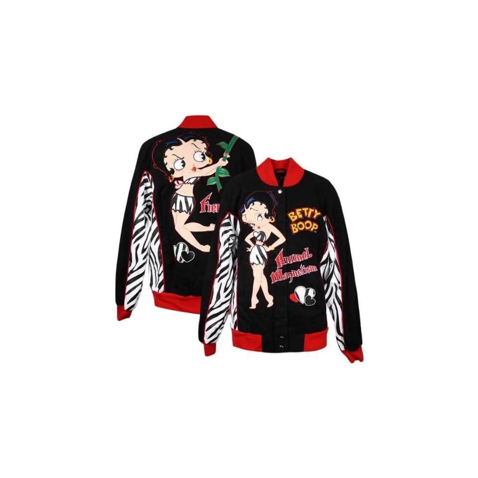 a538f456c Betty Boop Womens Fierce Jacket on PopScreen