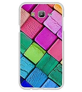 Colourful Squares 2D Hard Polycarbonate Designer Back Case Cover for Samsung Galaxy J5 (2015 Old Model) :: Samsung Galaxy J5 Duos :: Samsung Galaxy J5 J500F :: Samsung Galaxy J5 J500FN J500G J500Y J500M
