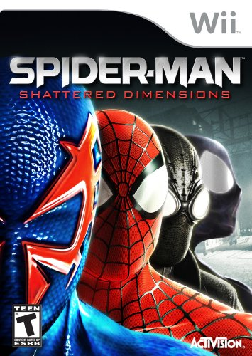 Spider-Man: Shattered Dimensions Amazon.com