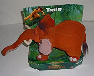 Amazon Com Disney S Tarzan Tantor Elephant Plush Toy
