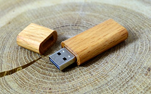USB-Flash-Drive-Mmoire-Stick-en-bois-8-Go16-Go32-Go64-Go
