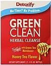 GREEN CLEAN HONEY TEA 4OZ 2BX