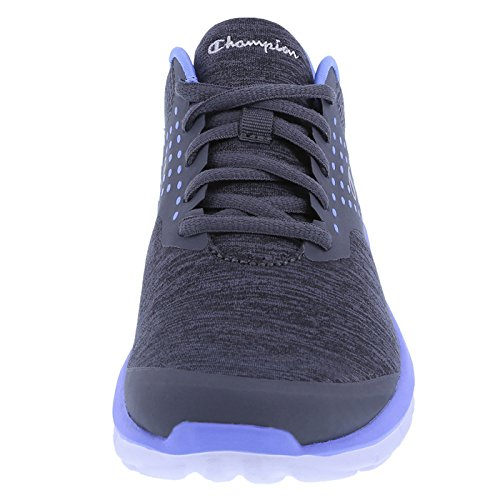 Champion Women's Grey Jersey Women's Gusto Cross Trainer 9.5 Wide